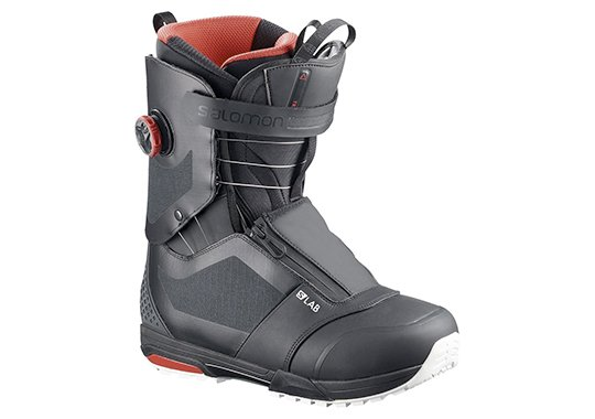 salomon trek s lab snowboard boot mens