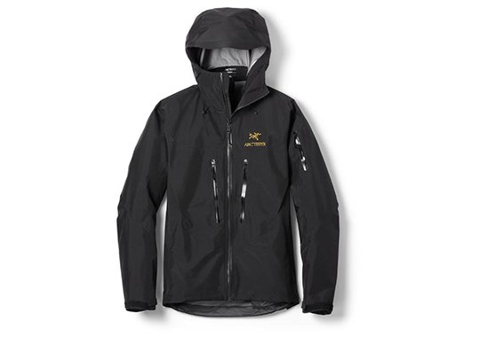 arcteryx alpha sv jacket mens