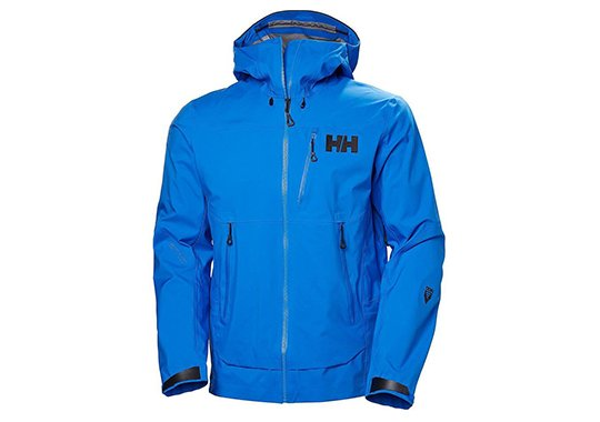 helly hansen odin mountain 3l shell jacket mens