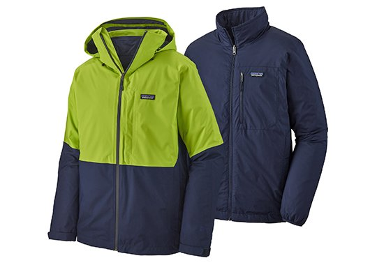 patagonia snowshot 3-in-1 jacket mens