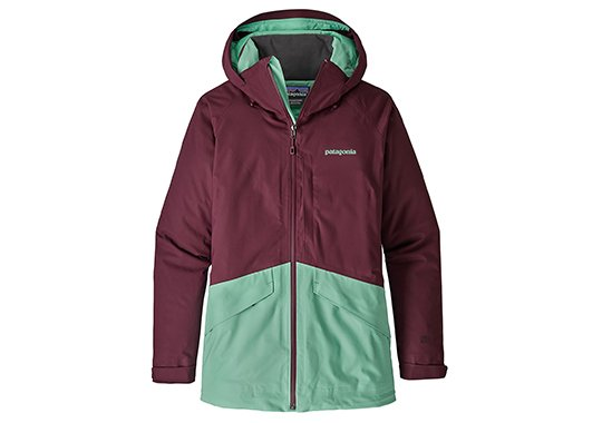 patagonia insulated snowbelle jacket womens