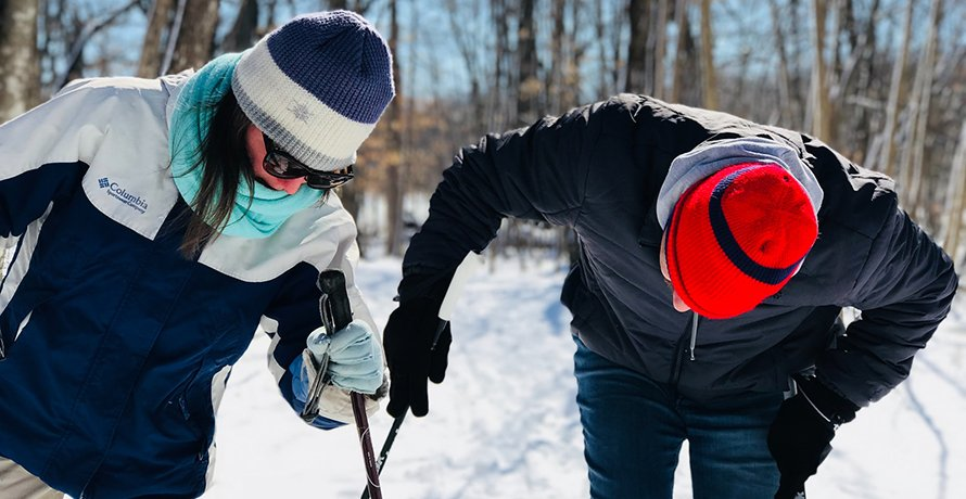 what to wear for cross country skiing